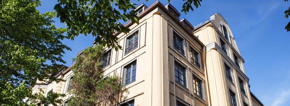 Bavariaring 26 - Würzle Aicher Rechtsanwälte - Fachanwalt für Erbrecht München